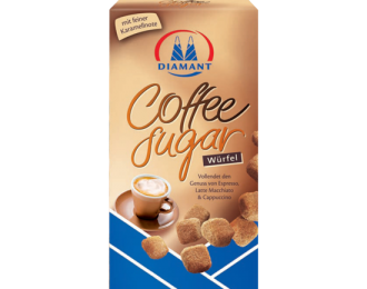 Diamant Coffee Sugar Kocka 350g
